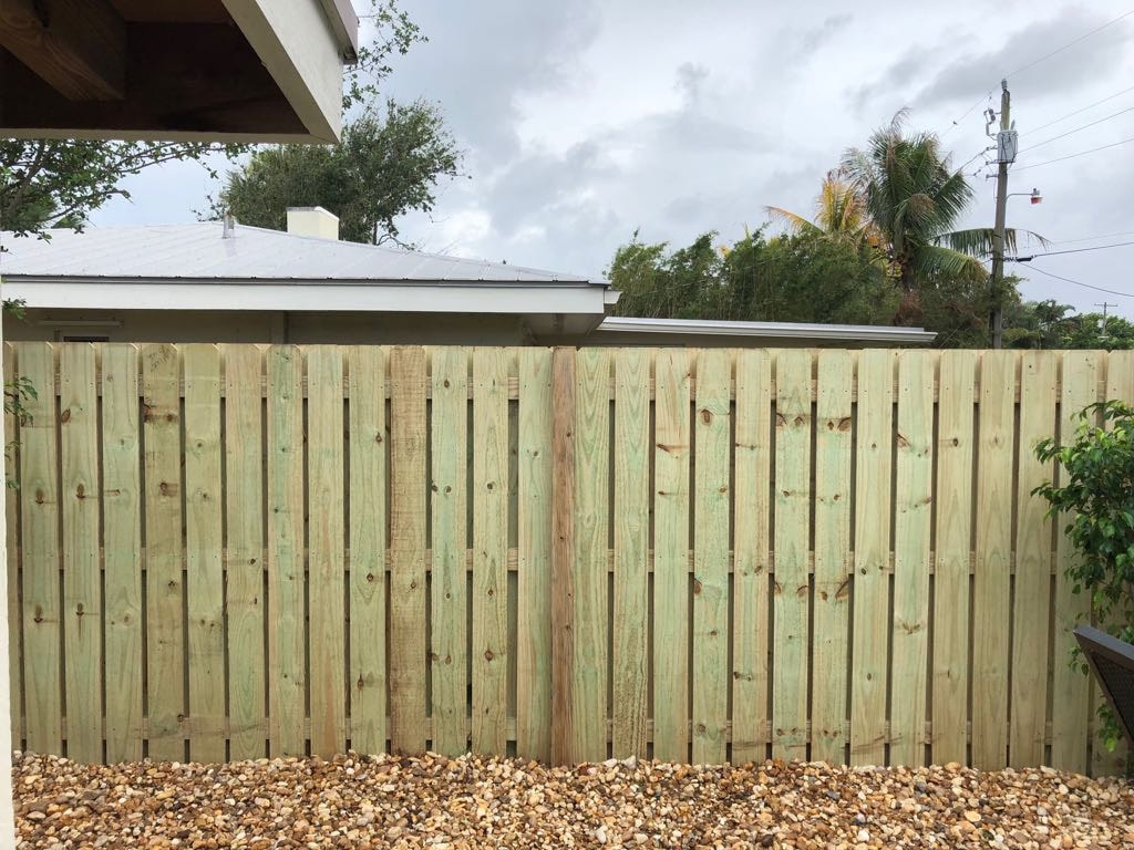 Fence Styles - Fence Builders Delray Beach